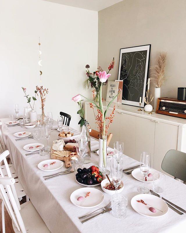 nina nijland etentjes - Aan tafel met Nina Nijland