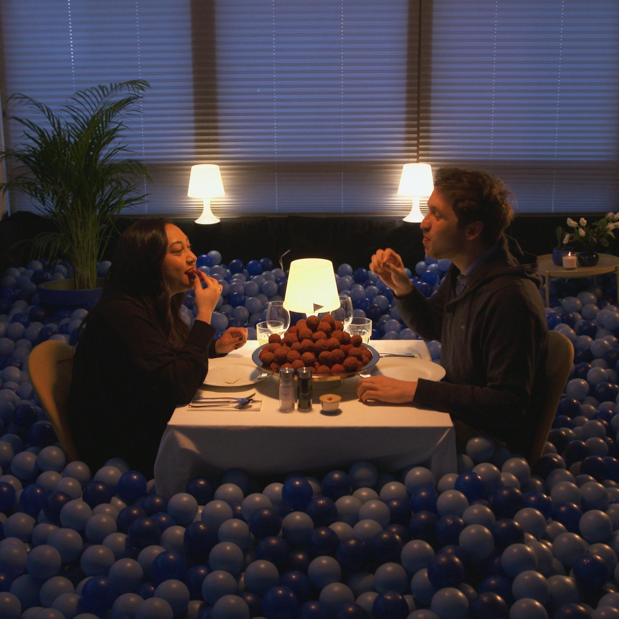 date restaurant bruynzeel - ballenbak