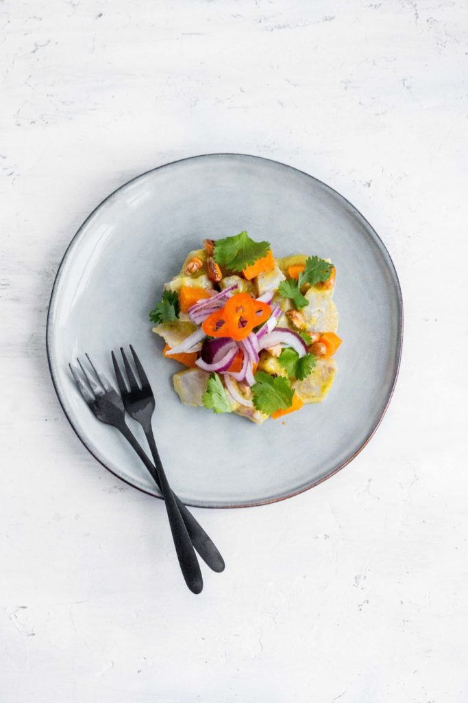 ceviche zeebaars 6 683x1024 - Ceviche recept met zeebaars