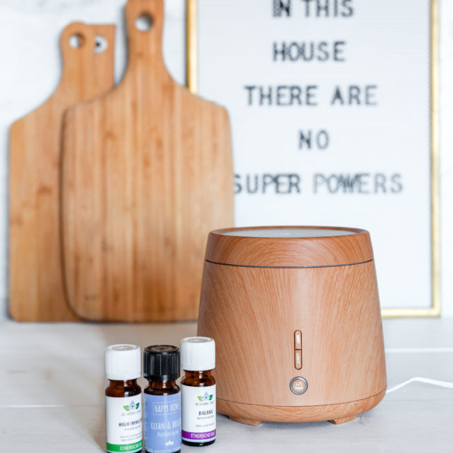 Review aroma diffuser Eve van PURE by ME