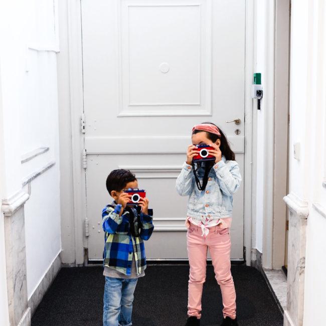 Tip! FOAM fotografiemuseum met de kindjes