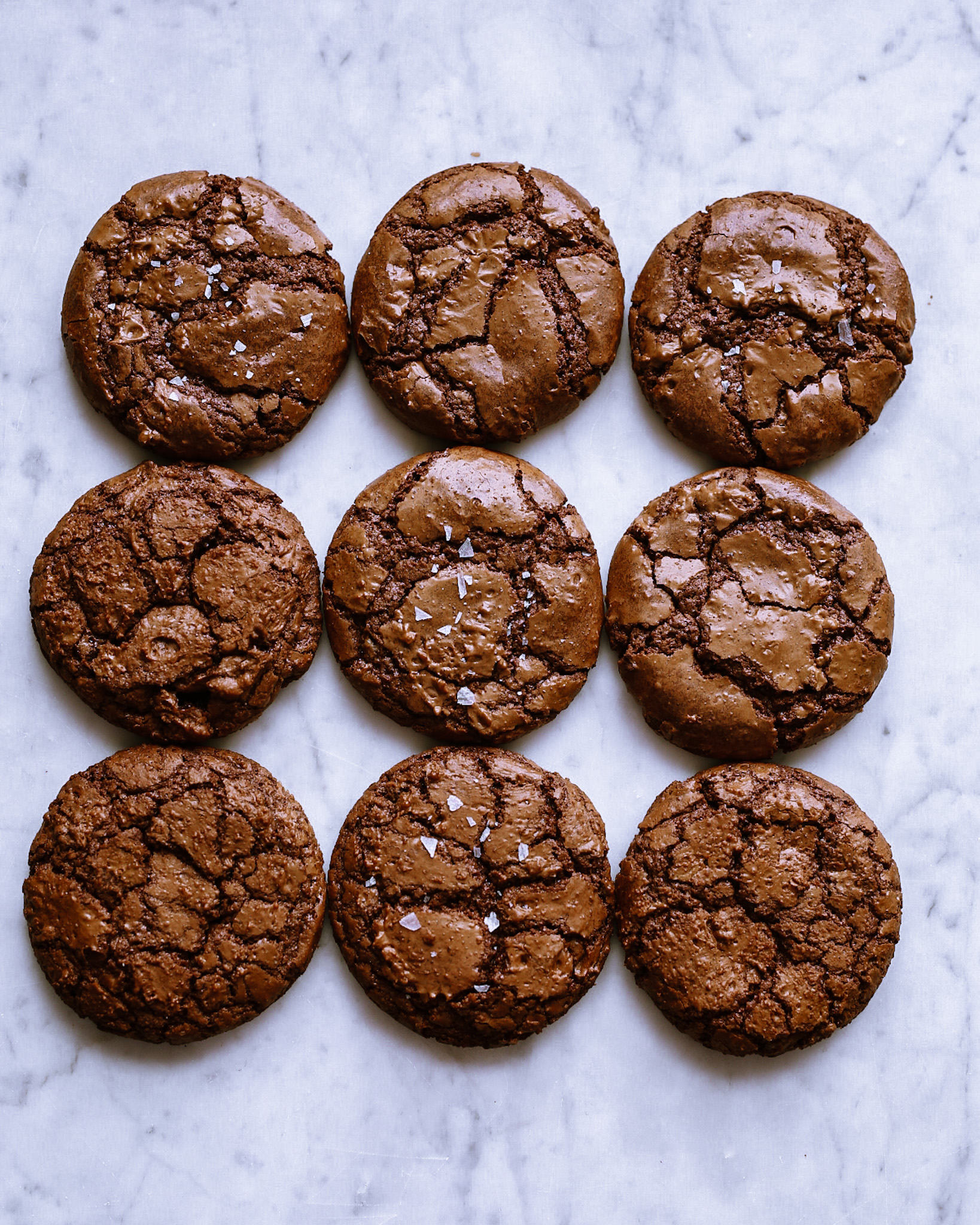 brownie koekjes brookies
