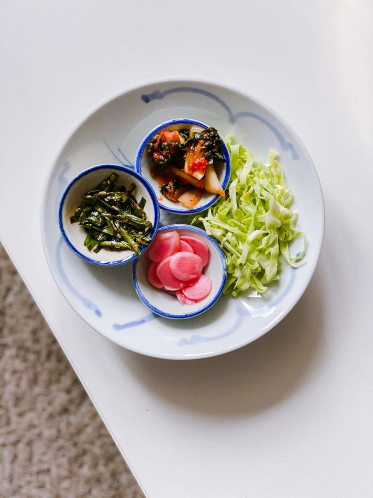 528455F7 331F 43AC 921A AF4CD8078BA3 768x1024 - Kimchi Fried rice
