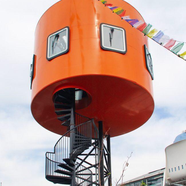 Groovy tables 2020 bij Hoogtij Amsterdam