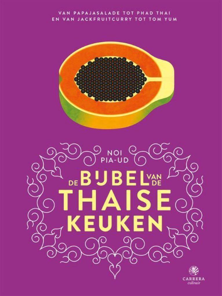 bijbel Thaise keuken 766x1024 - Thaise gefrituurde kip-garnalen wontons