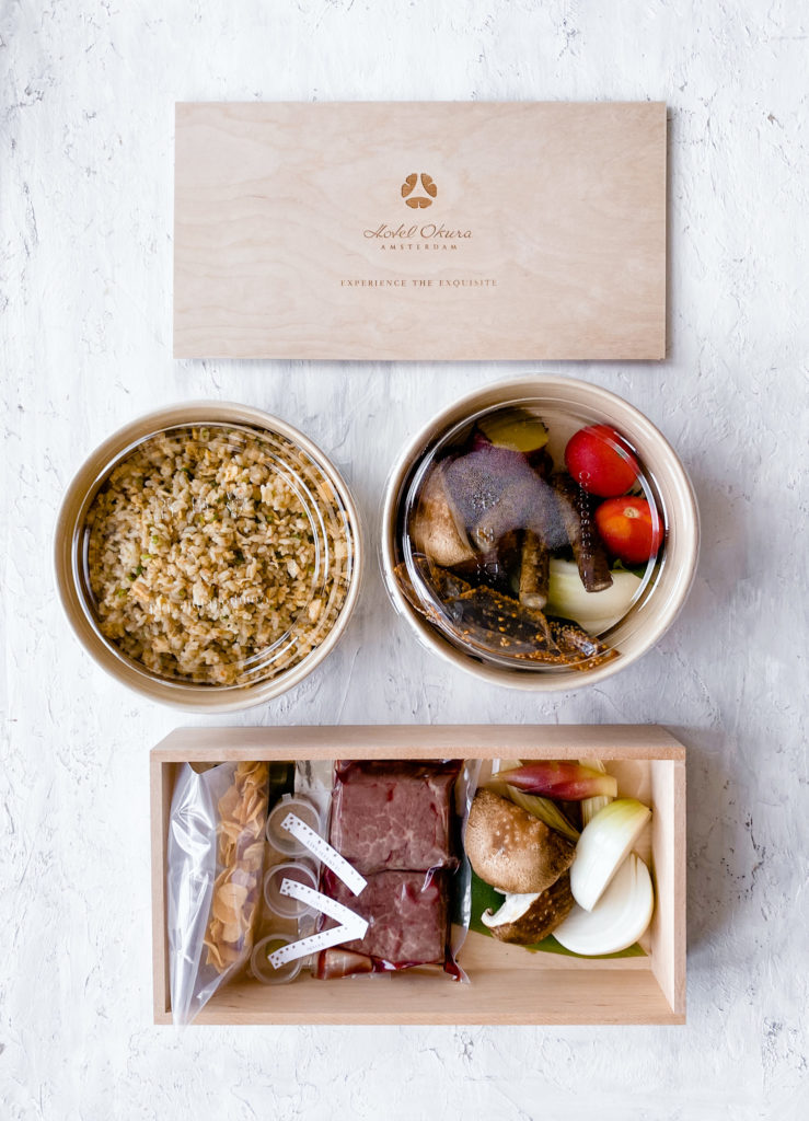 2419ED87 FE08 4578 89BD 21AF5EFF41B9 739x1024 - Okura at home - Wagyu beef met gegrilde Japanse groenten en gebakken rijst