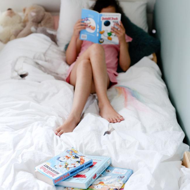 Tip: Donald Duck boekjes lezen het hele jaar door