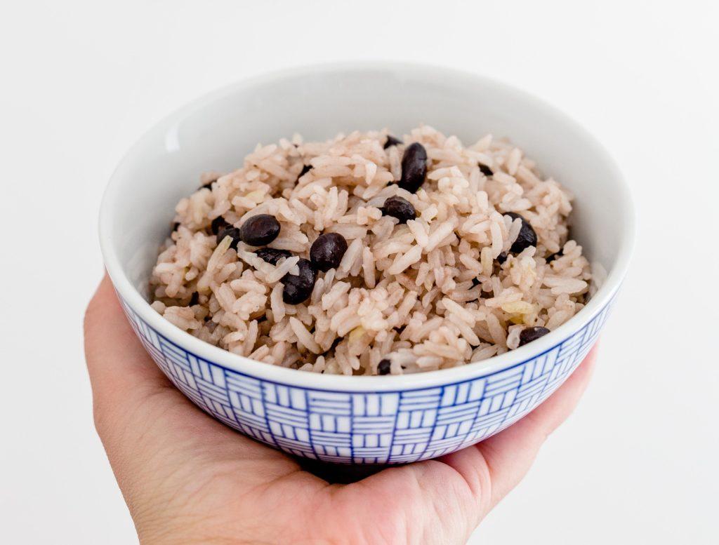 caribische rijst met bonen 1024x777 - Caribische rijst met bonen