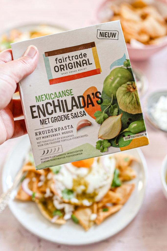 IMG 7681 683x1024 - Chilaquiles verdes - Mexicaans ontbijt