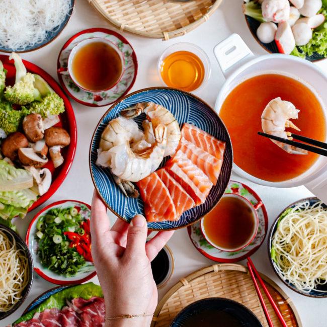 Hot Pot – Aziatische fondue