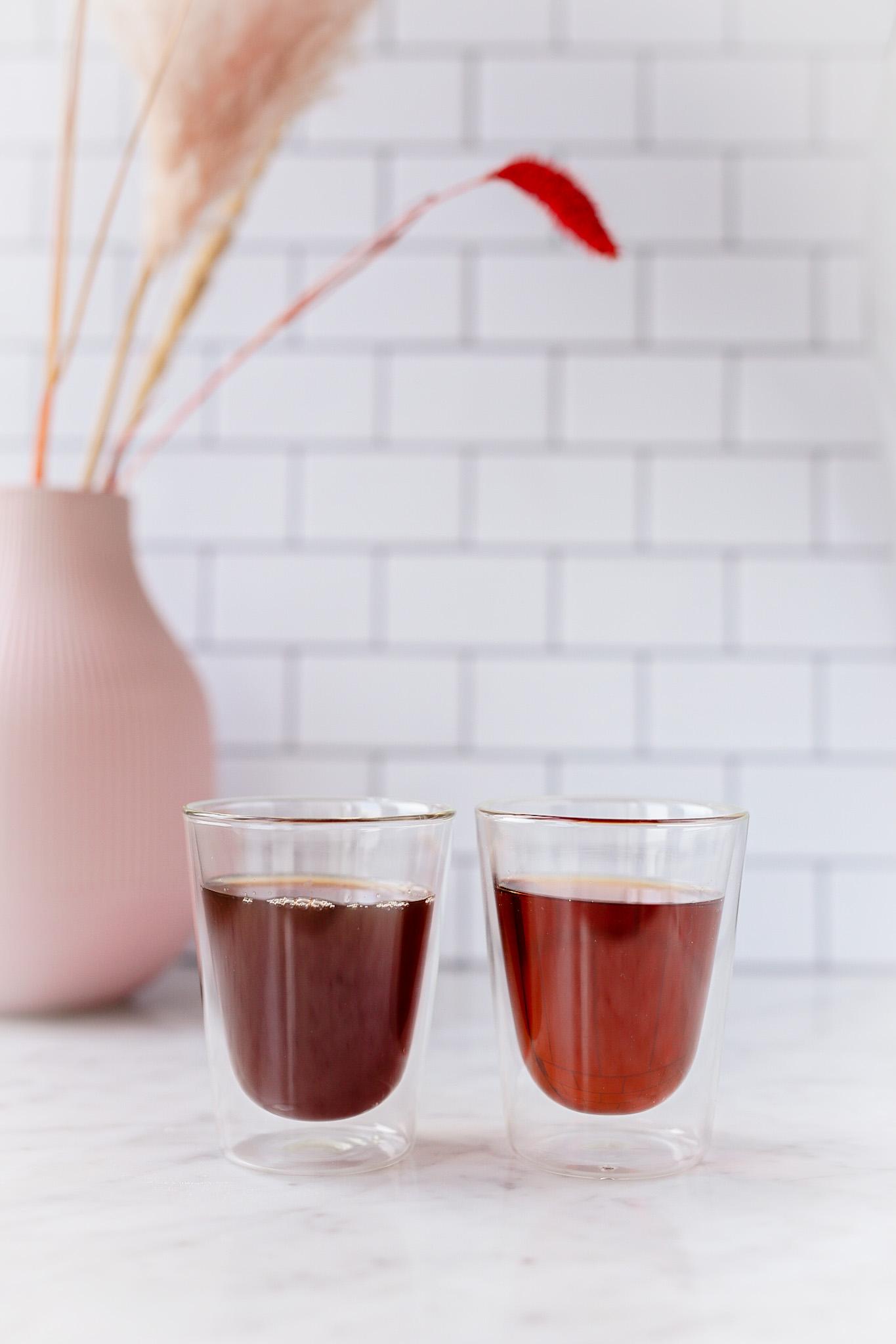 perfecte kopje thee