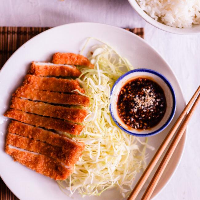 Tonkatsu – Japanse schnitzel zo maak je dat